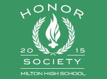 What is the NHS? National Honor Society that is....?