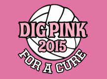 Volleyball T Shirt Design Ideas volleyball shirt design Dig Pink Volleyball T Shirt Design Idea