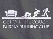 Get Off The Couch Design Template