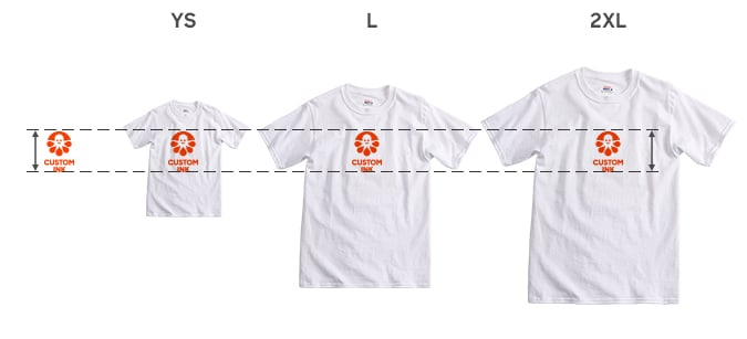 How Your T Shirt Design Will Look On