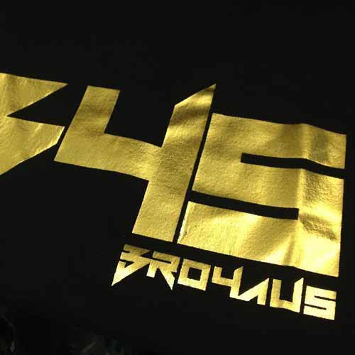 f6c6d76a4 Print T-Shirts With Metallic Ink or Reflective Glow-In-The-Dark Ink