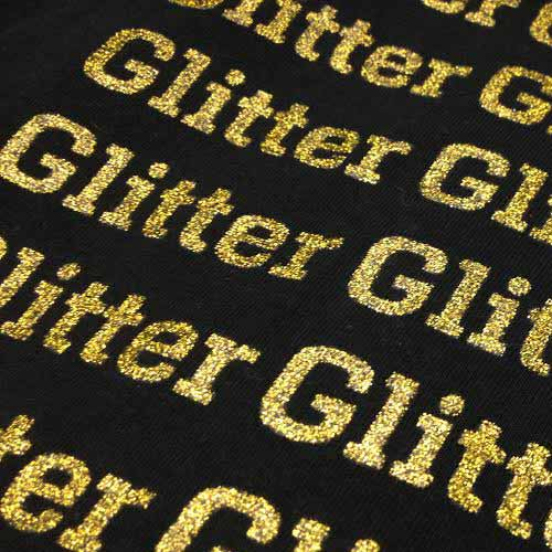 Print T-Shirts With Metallic Ink or Reflective Glow-In-The