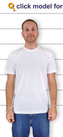 78a464784 CustomInk Sizing Line-Up for American Apparel USA-Made USA-Made 50 ...