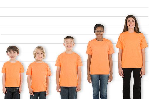 youth medium shirt size