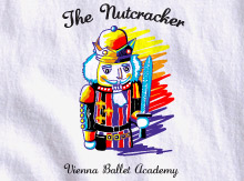 Nutcracker Recital T-Shirt Design