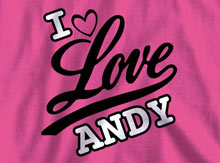 I Love Andy